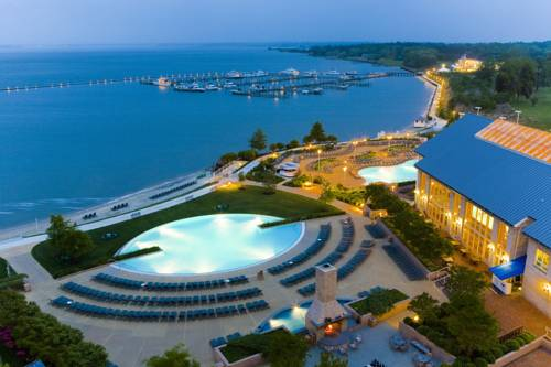 Hyatt Regency Chesapeake Bay Resort - Maryland romantic getaways