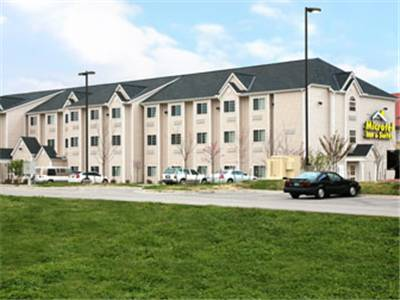 Hotels Near I-540 and Southeast Walton Blvd in Bentonville, AR