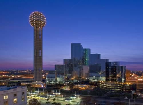 Hyatt Regency Dallas - Texas romantic getaways