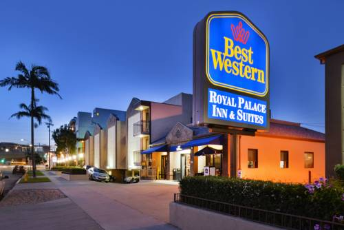 Best Western Royal Palace Inn Amp Suites Los Angeles