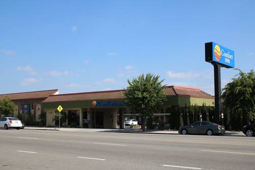 Comfort Inn Near Old Town Pasadena In Eagle Rock Los