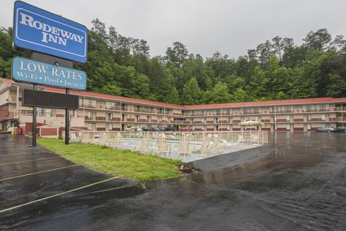 Rodeway Inn On The Parkway Pigeon Forge Tennessee Tn