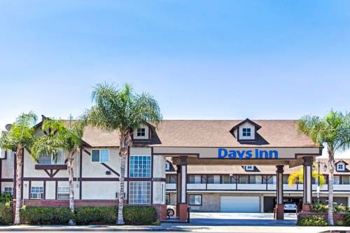 Days Inn By Wyndham Long Beach City Center Long Beach California Hotel Motel Lodging
