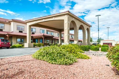 Comfort Inn Amp Suites Las Cruces New Mexico Hotel