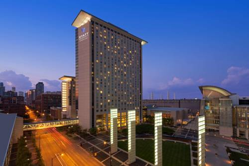 Hyatt Regency Mccormick Place - Illinois romantic getaways