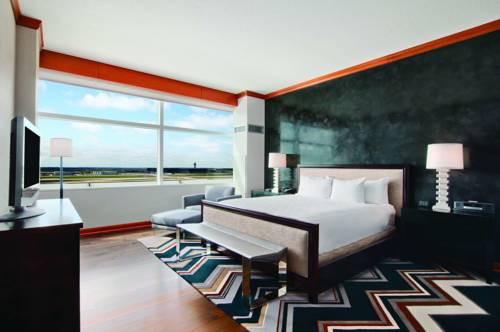 Grand Hyatt DFW Airport - Texas romantic getaways