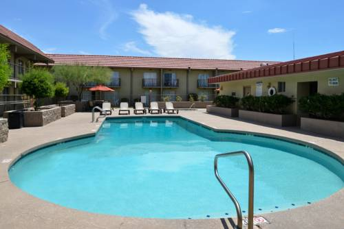Best Western Airport Inn Phoenix Arizona Hotel Motel Lodging
