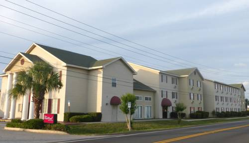 red roof inn suites pensacola nas corry