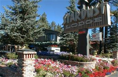 Located in South Lake Tahoe is the Stardust Lodge