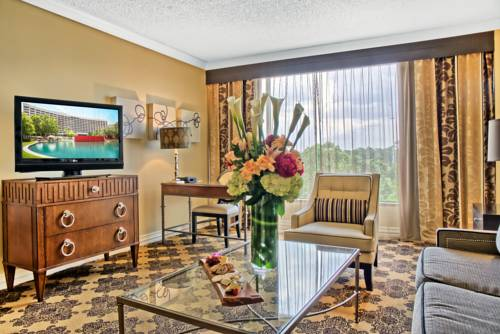 Omni Houston Hotel - Texas romantic getaways