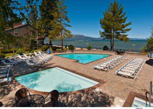 Located in South Lake Tahoe is the Aston Lakeland Village
