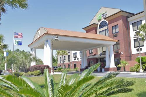 holiday inn express suites pensacola w