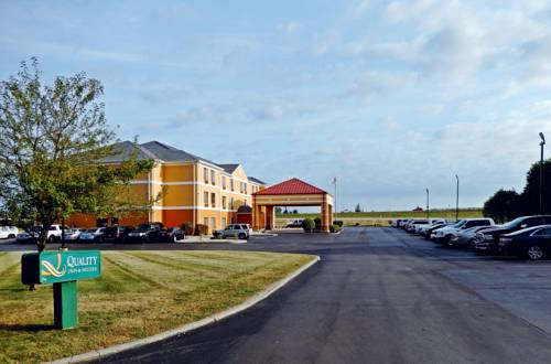 Quality Inn Suites Anderson Indiana In
