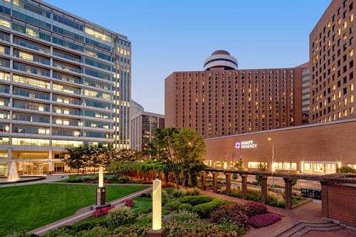 Hyatt Regency Indianapolis - Indiana romantic getaways