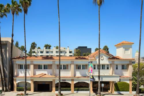 Hotels And Motels Near Universal Studios Hollywood