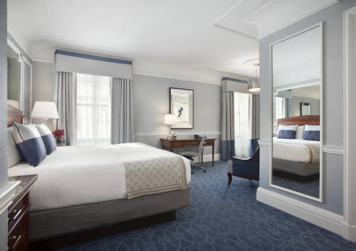 The Fairmont Copley Plaza Boston - Massachusetts romantic getaways