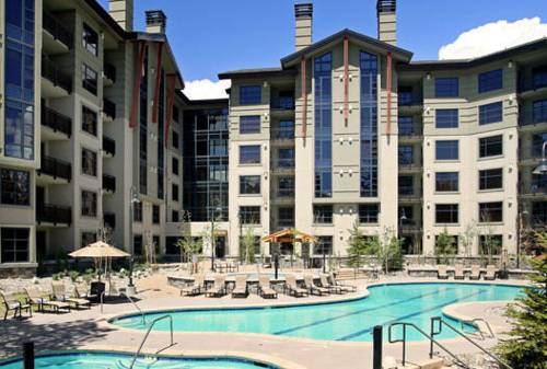 Located in Mammoth Lakes is the The Westin Monache Resort, Mammoth