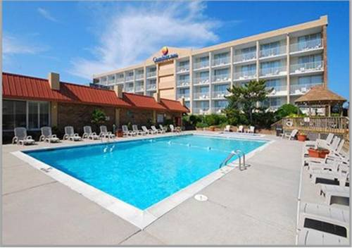 Comfort Inn On The Ocean Kill Devil Hills North