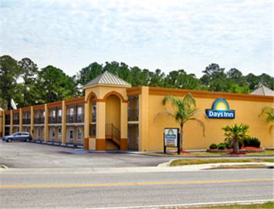 Days Inn By Wyndham Brunswick St Simons Area Brunswick