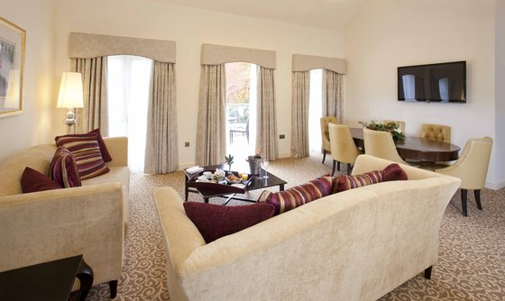 The Abbey Suite - Lounge