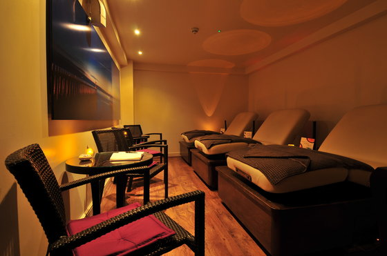The Spa Relaxation Lounge