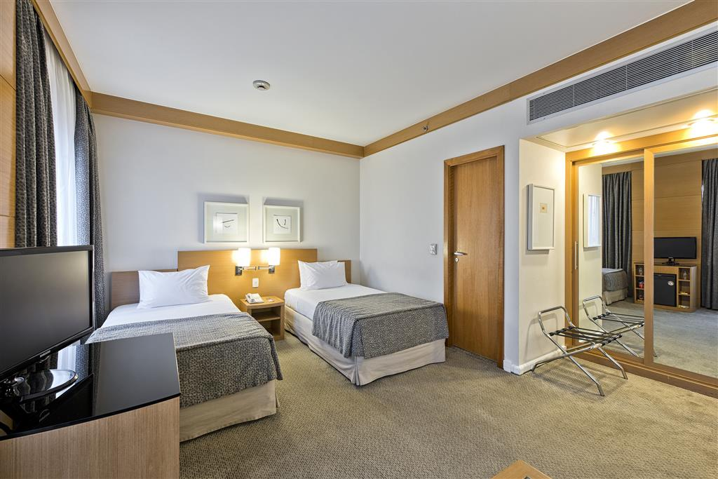 Tryp Room Twin Bed