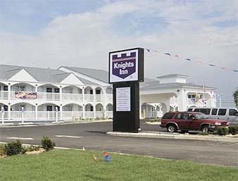Knights Inn Atlantic City Absecon Absecon New Jersey Hotel Motel Lodging