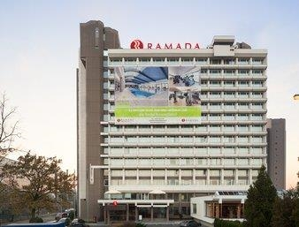 Welcome to the Ramada Bucharest Parc