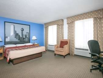 1 King Bed Business Room