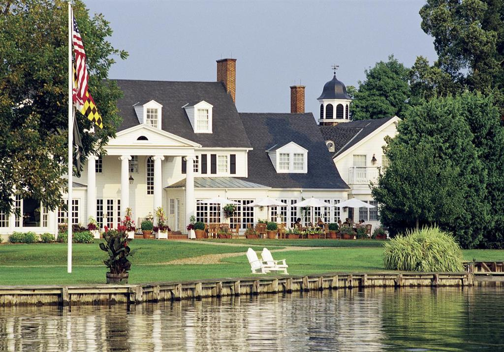 Inn At Perry Cabin - Maryland romantic getaways