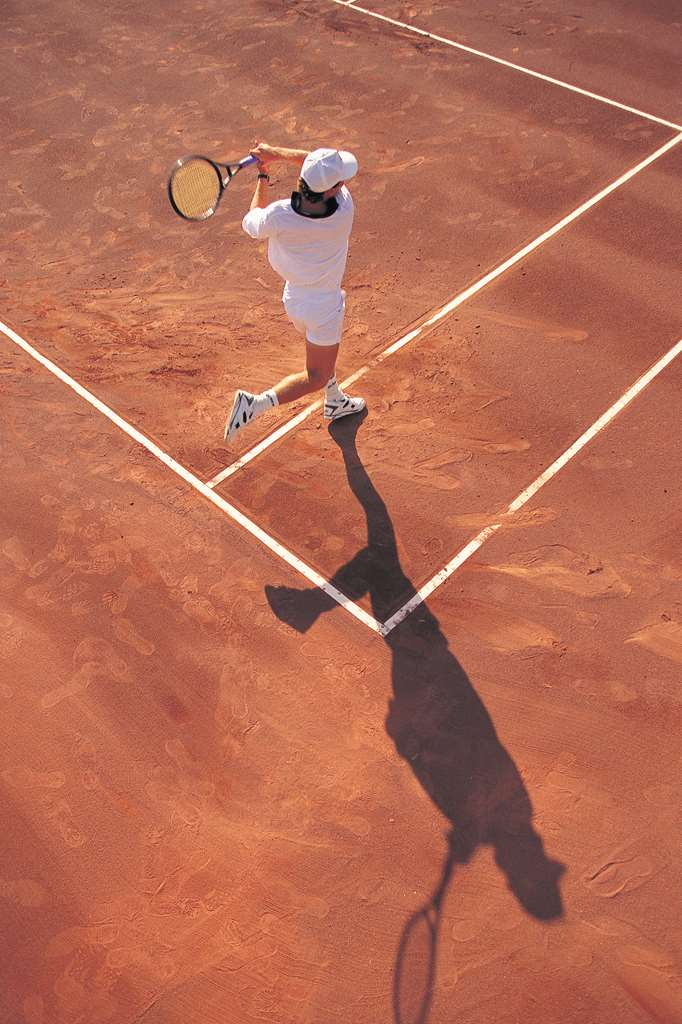 Tennis Red Clay