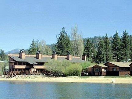 Located in Big Bear Lake is the Big Bear Frontier