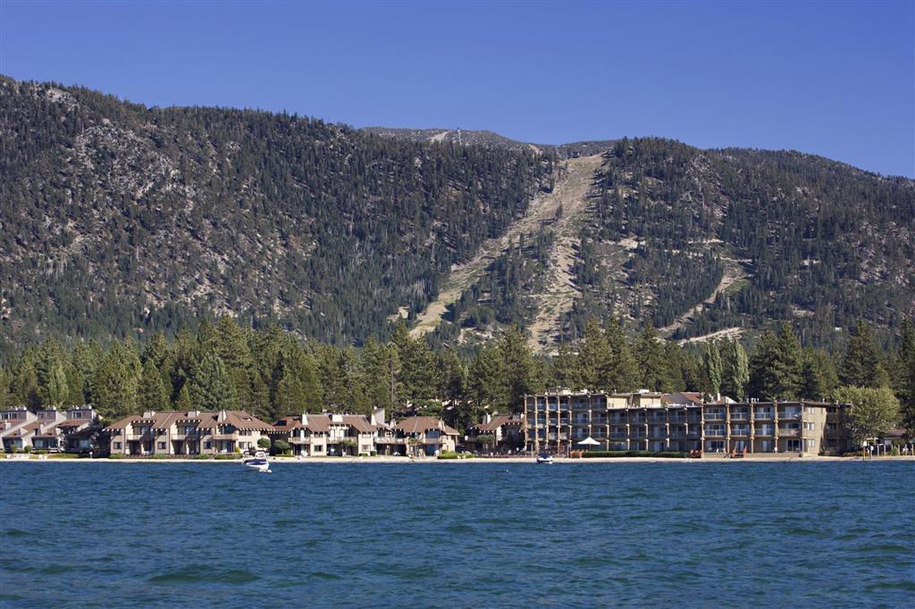 Located in South Lake Tahoe is the Tahoe Lakeshore Lodge And Spa
