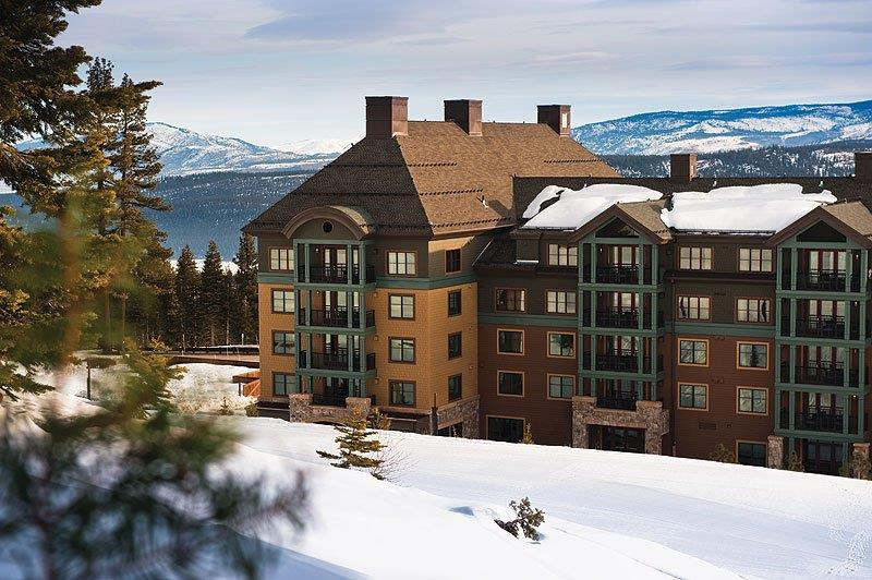 Located in Truckee is the Constellation Residences At Northstar