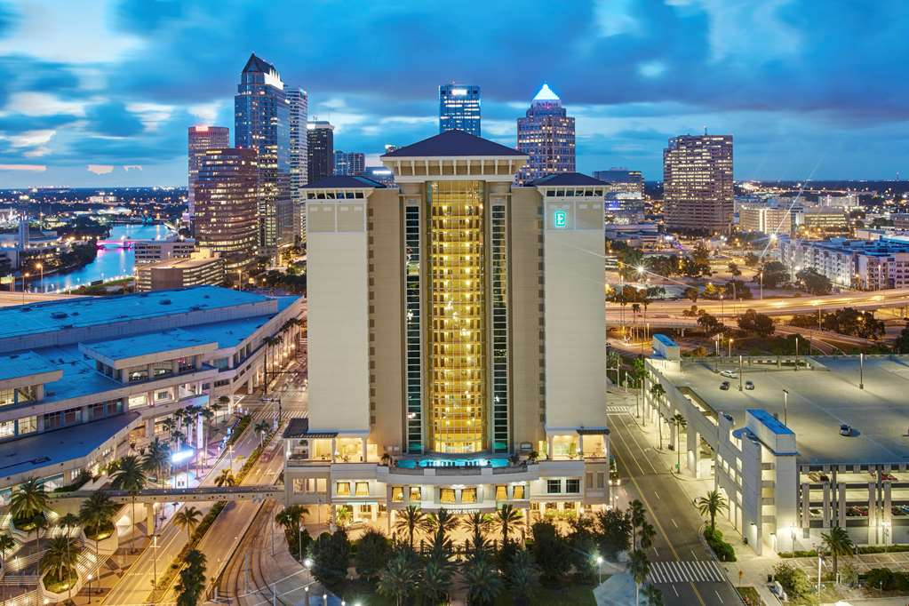 Hotels In Tampa >> Hotels Near Tampa Convention Center In Tampa Fl