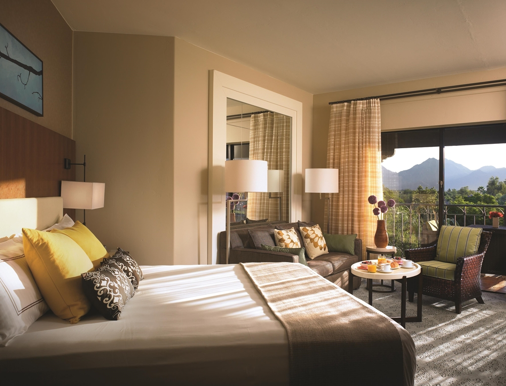 The Fairmont Scottsdale Princess - Arizona romantic getaways