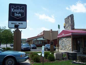 Knights Inn Rossford Toledo South Rossford Ohio Hotel Motel