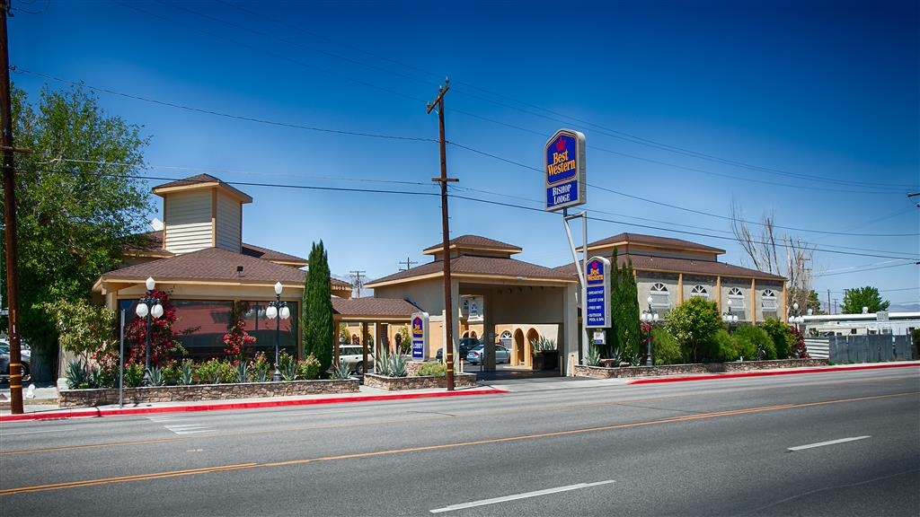 Located in Bishop is the BEST WESTERN Bishop Lodge