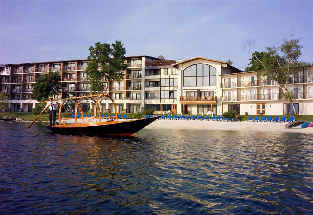 Golden Arrow Lakeside Resort - New York romantic getaways