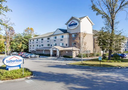 Suburban Extended Stay Airport North Charleston South Carolina Sc